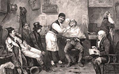 A Borbély mesterség eredetétől a 21. századi Barber Shop-okig